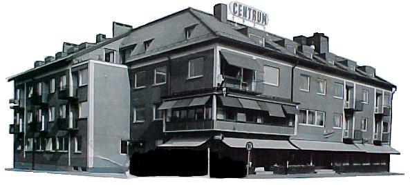 Centrumhuset